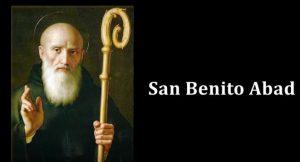"""Der Heilige Benedikt """"Breite ="""" 300 """"Höhe ="""" 162 """"/> </p> <h2> <span id="""