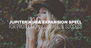 Aura-Zauber für Schutz, Erfolg und Mut »Reichliche Erde