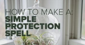 Wie man einen einfachen Schutzzauber macht »Reichliche Erde