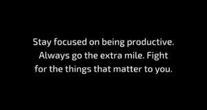 Wie man produktiv ist: 18 effektive Tipps, um etwas zu erledigen
